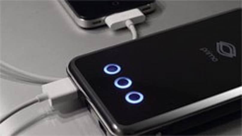 PhoneSuit's Primo Power Core charges your iPad, BlackBerry, and pretty much everything else