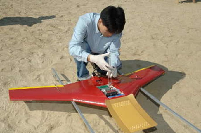 Korean researchers build a fuel cell UAV that runs for 10 hours