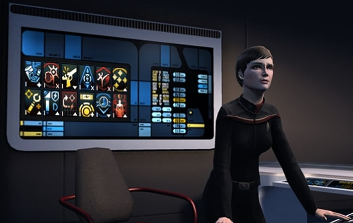 Star Trek Online revamps bridge officers