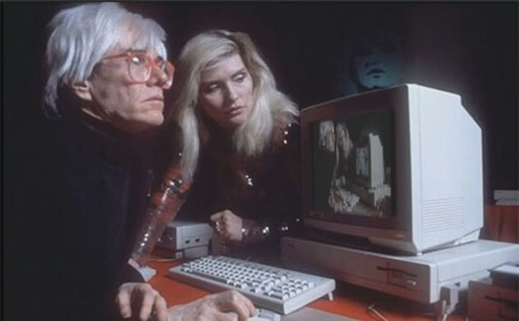 How Amiga hackers saved Andy Warhol's digital images