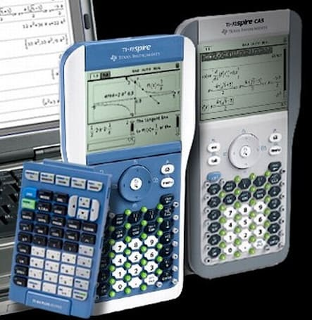 Texas Instruments finally gets fresh, unveils TI-Nspire calculators