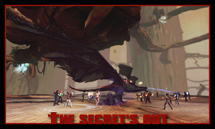 The Stream Team:  Finally fighting Flappy in The Secret World