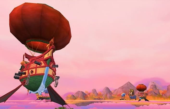 Pirate101 enjoys strong headwinds as it goes into 2013