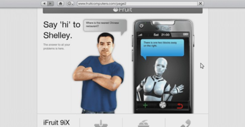 Grand Theft Auto V's Apple parodies are hilarious, and probably NSFW