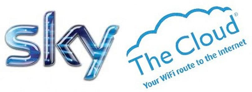 Sky offers free WiFi to broadband customers via 'The Cloud', makes pun writers' jobs too easy