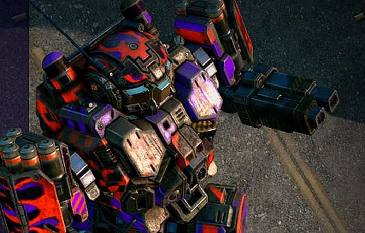 MechWarrior Online introduces new Champion and Hero mechs