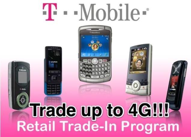 T-Mobile trade-in program gives used phones new life, puts cash in your pocket