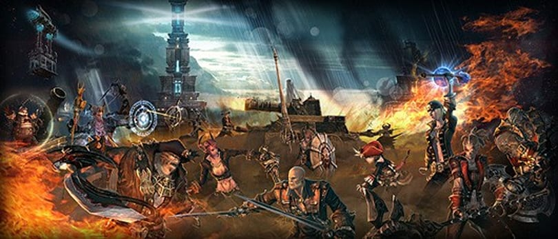 TERA's Corsair Stronghold patch now available for preloading