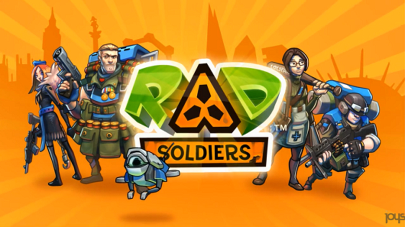RAD Soldiers have a recipe for destruction in latest trailer