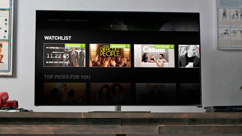 Hulu's recommendations feature starts rolling out to everyone