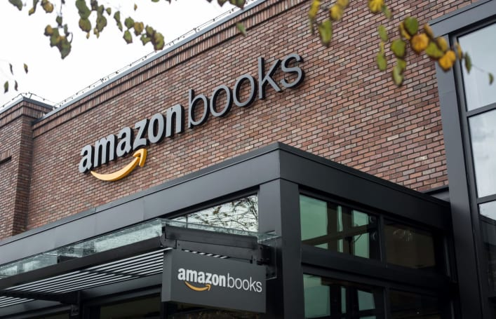 Amazon is opening a Manhattan bookstore this spring