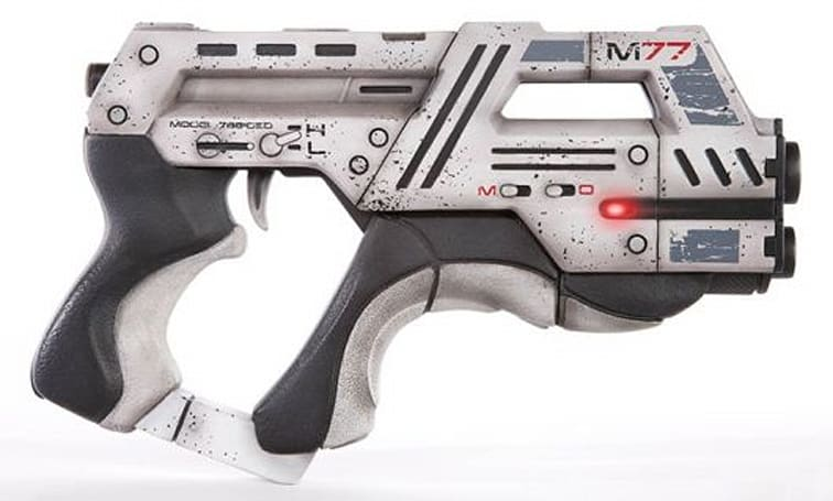 Limited edition Mass Effect 3 Paladin pistol replica available for pre-order