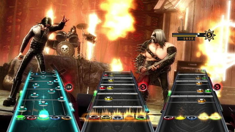 Guitar Hero project director discusses aiming for the 'core' audience