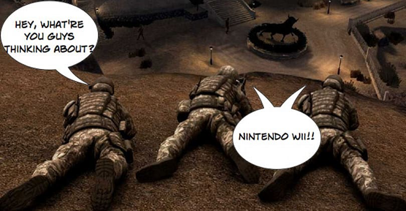 Ghost Recon also headed to Wii, PSP, and DS; Wii version developed by a different team