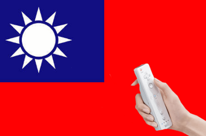 Wii heads to Taiwan (officially)