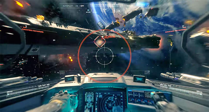 'Jackal Assault' is all I ever wanted in a seated VR game