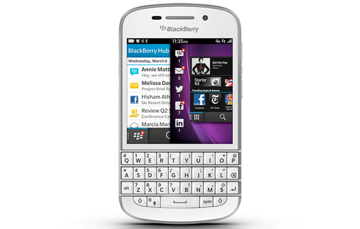 How would you change the BlackBerry Q10?