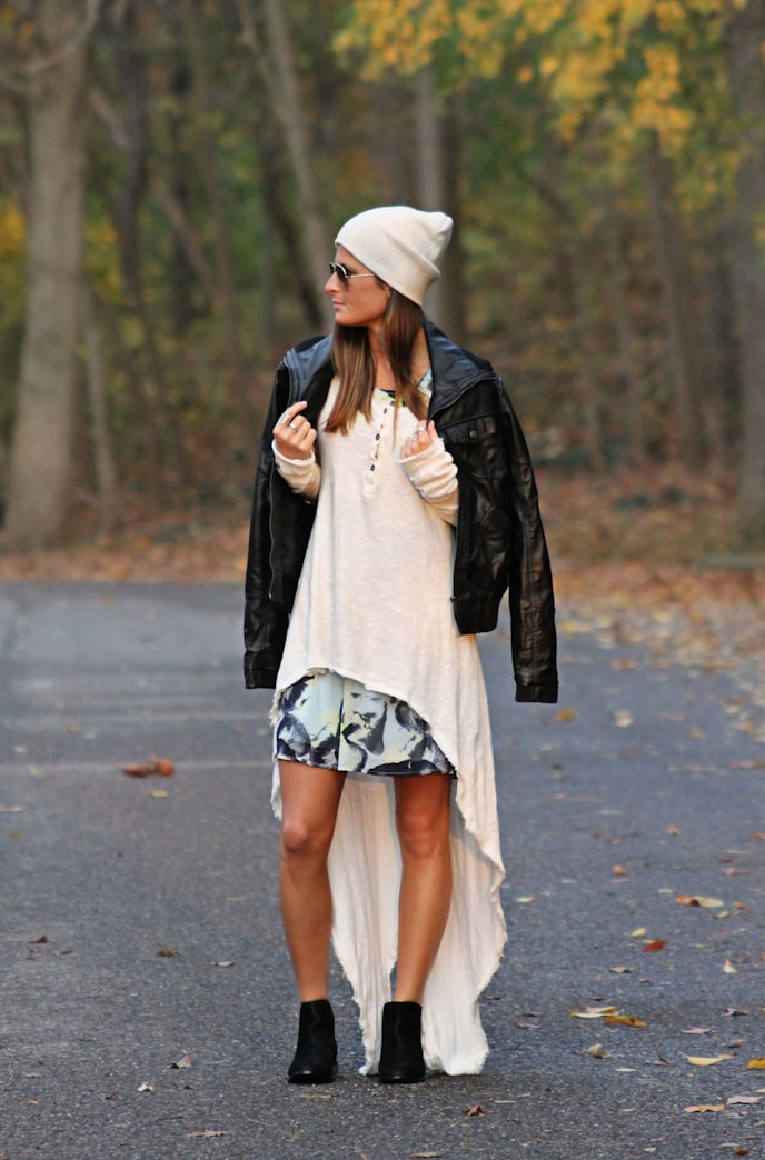 Dress it up (with layers)