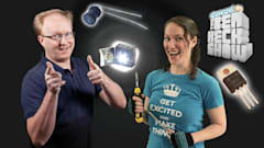 Ben Heck's Essentials series: A Star Wars LED art project
