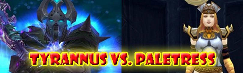 Two Bosses Enter: Faction champs elude LK, Paletress takes on Tyrannus