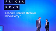 Alicia Keys is BlackBerry's new Global Creative Director -- yep