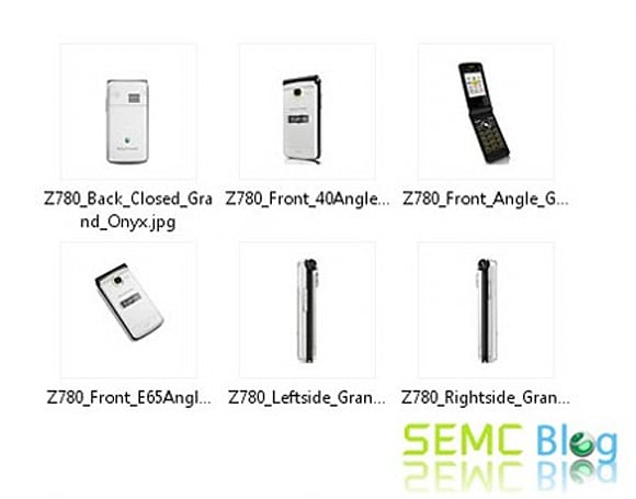 Is Sony Ericsson's Z780i about to make its grand entrance?
