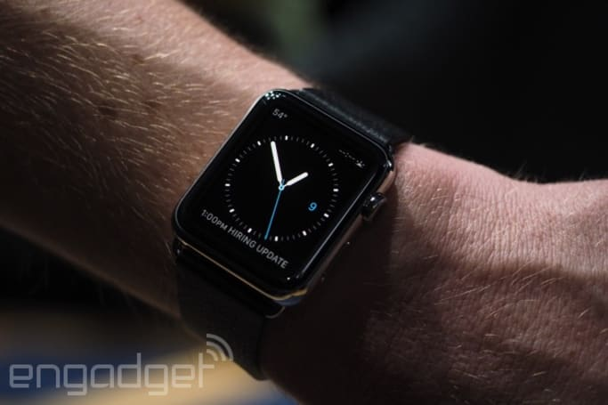Apple reportedly can't ship its watch in Switzerland due to a trademark