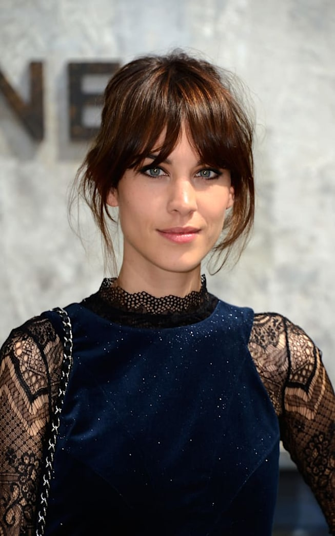 Alexa Chung on how to take an outfit from 'scrappy to sophisticated' with one piece