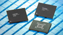 Toshiba cooks up 128GB NAND flash for next-gen phones and PMPs