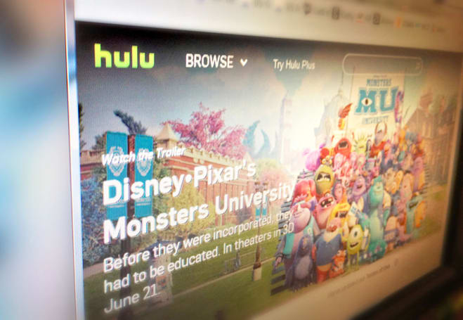 Hulu is working on a live TV service for cord-cutters