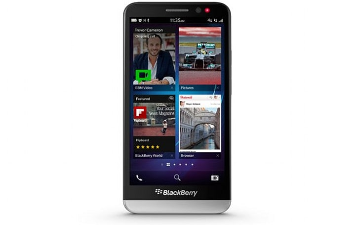 Rogers snubs the BlackBerry Z30, leaves Canadian sales to Bell and Telus