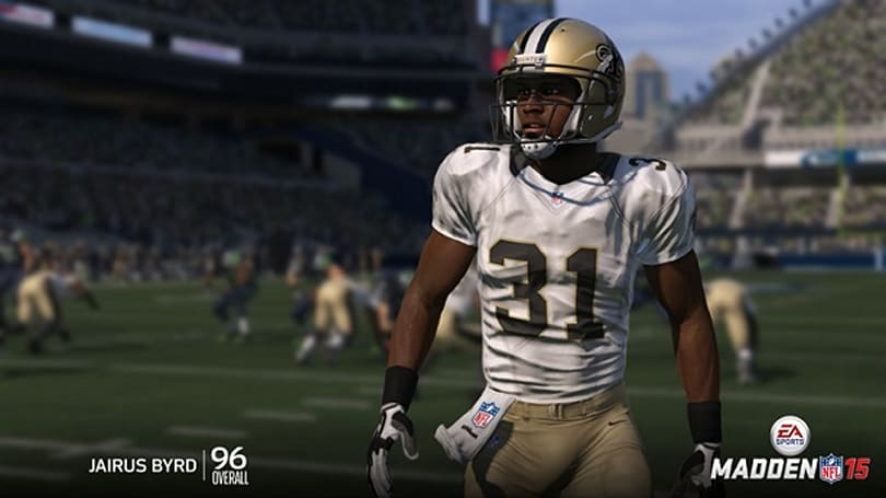 Madden 15 gets a kick out of its top safeties