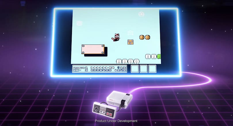 Nintendo's new NES commercial will toy with your nostalgia
