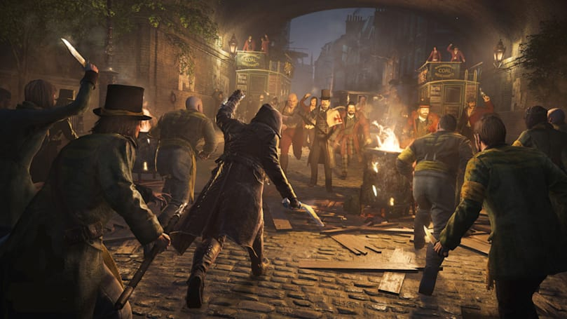 'Assassin's Creed Syndicate' hits PCs on November 19th