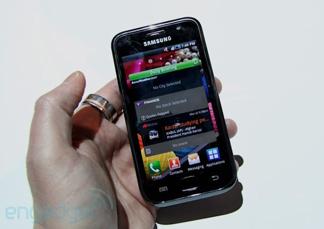 Samsung Galaxy S coming to AT&T?