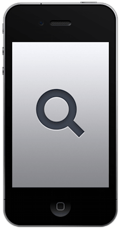 Swearch brings style to the iPhone web app