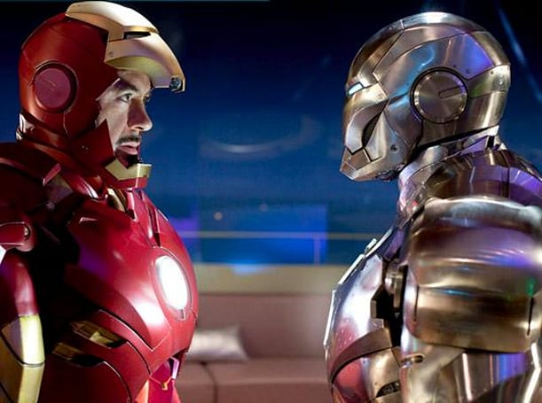 Objet 3D printing put to the test in Iron Man 2 (video)