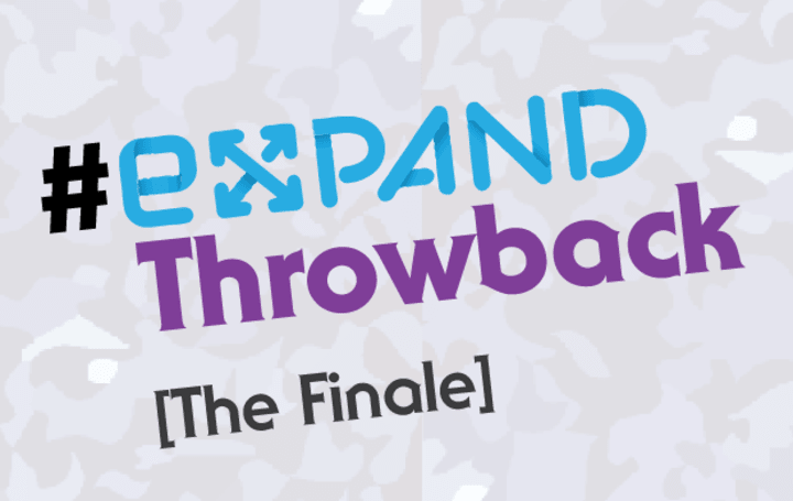 Announcing our Expand Throwback winners!