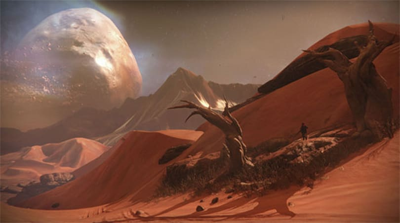 Kotick says Destiny is a '$500 million bet' [Update: Beta coming in July]