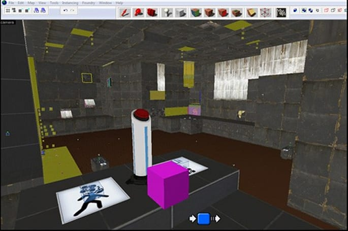 Portal 2 Authoring Tools now available in beta for PC gamers