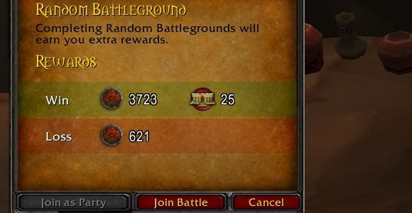 Patch 3.3.3 PTR: User interface updates