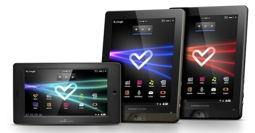 Energy Sistem's new tablets promise a taste of Honeycomb on Android 2.3