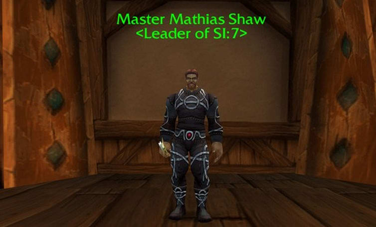 Ask a Faction Leader: Master Mathias Shaw