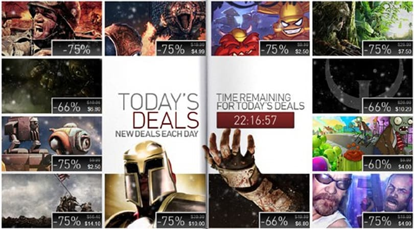 Brothers in Arms, Quake collection discounts highlight today's Steam Holiday Sale