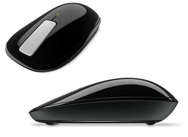 Microsoft Explorer Touch Mouse coming in September for $49.95