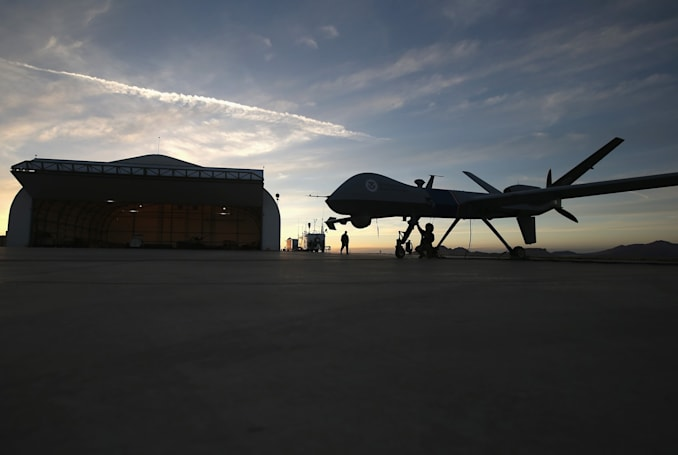 US builds a $100 million African drone base to fight Boko Haram