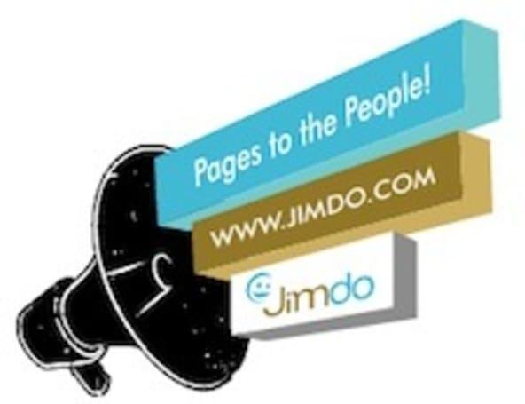 Friday Favorite: Jimdo
