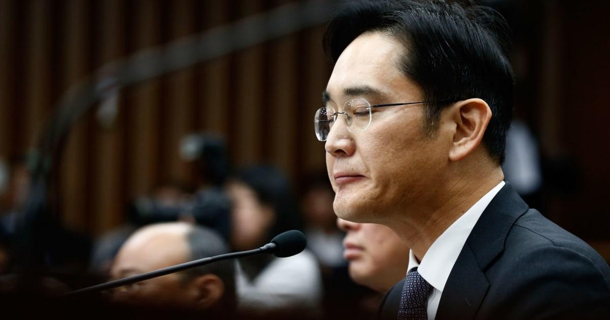 Samsung leader faces arrest in South Korea