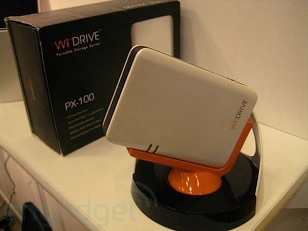 New WiDRIVE line includes 2.5-inch support, BitTorrent