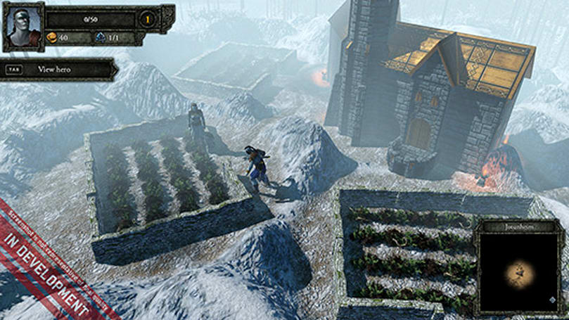 Norse fantasy epic Runemaster reaches PS4 in 'early 2015'